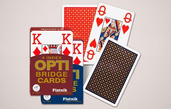 4 indexes opti bridge