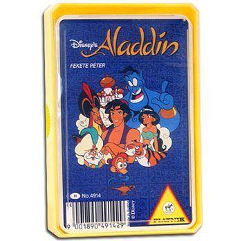 Aladdin fekete peter