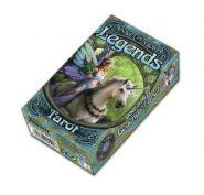 Kártyák Anne Stokes Legendák Tarot kártya