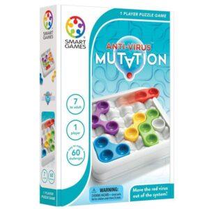 Anti Vírus Mutáció társasjáték