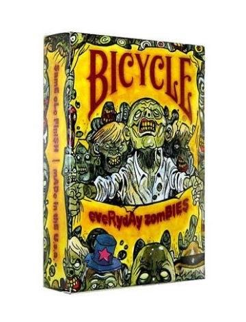 Bicycle Everyday Zombie kartya