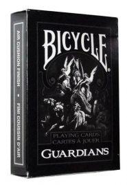 Bicycle - Guardians póker kártya