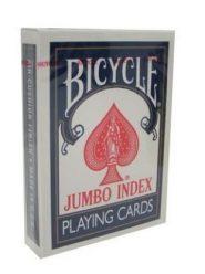 Bicycle - Rider Back International, jumbo index kártya