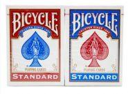 Bicycle - Rider Back Standard Index kártya, dupla