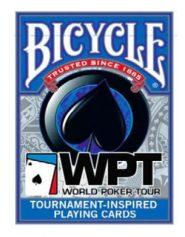 Bicycle - WPT kártya