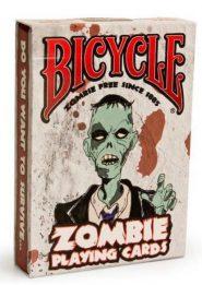 Bicycle - Zombie pókerkártya