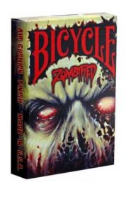 Bicycle - Zombified póker kártya