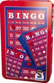 Bingo - Fémdobozos
