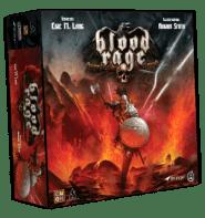 Társasjáték Blood Rage – Magyar kiadás