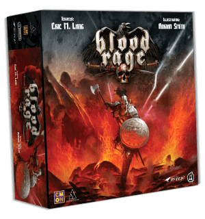 Blood Rage - Magyar kiadás