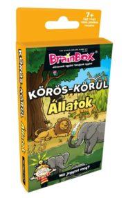BrainBox - Körös-körül állatok