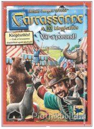 Carcassonne Cirkusz 10. kiegészítés