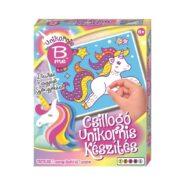 Creative Kids Csillogó unikornis készítés