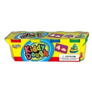 Creative Kids Kiddy Dough 4 db-os gyurma