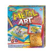 Fejlesztő játékok Creative Kids Metal Art kreatív szett