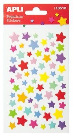 Csillagok - Pufi matrica