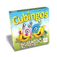 Társasjáték Cubingos