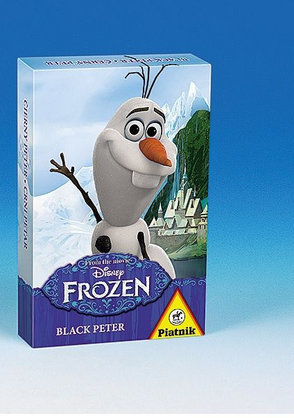 Disney Frozen Olaf gyermekkartya