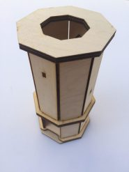 Dobó torony - Henger