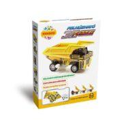 Felhúzható 3D puzzle - teherautó