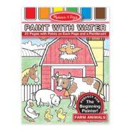 Festés vízzel, farm