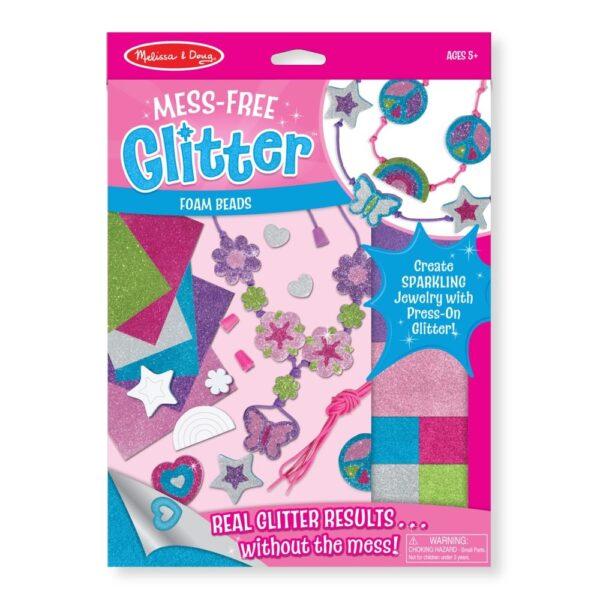 Glitter habszivacs ekszer keszito