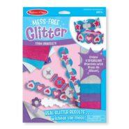 Glitter habszivacs karkötő készítő