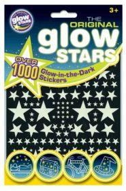 Glowstars 1000 db-os foszforeszkáló csillagszett