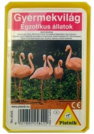 Gyermekvilág - Egzotikus állatok