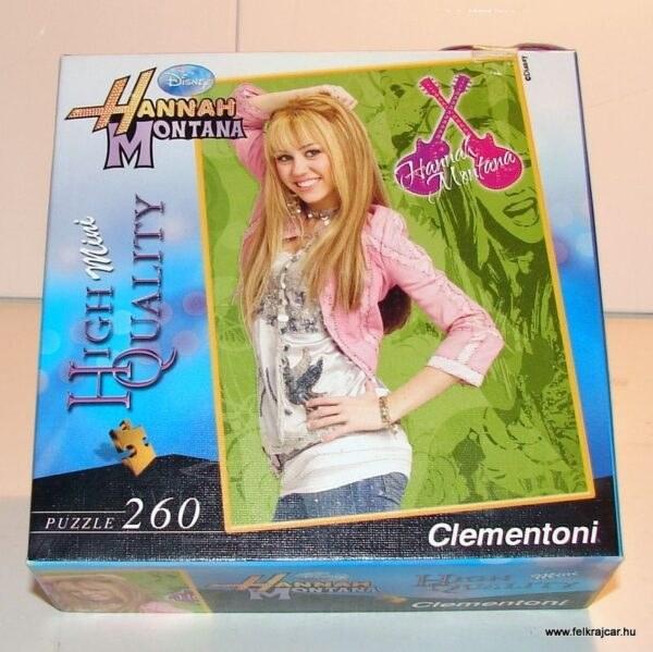 Hannah Montana Puzzle 260 mini