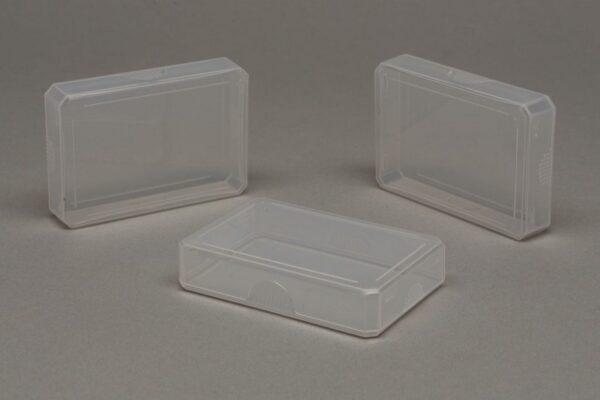 Kártyadoboz Műanyag kicsi 33 lapos