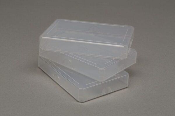 Kártyadoboz Műanyag nagy 33 lapos
