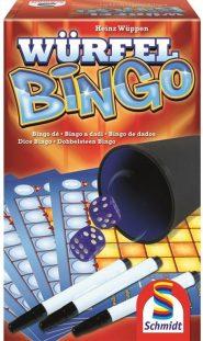 Kocka Bingo