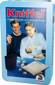Kockapóker - Fémdobozos
