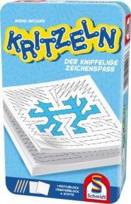 Kritzeln - Fémdobozos