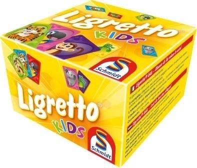 Ligretto Kids társasjáték
