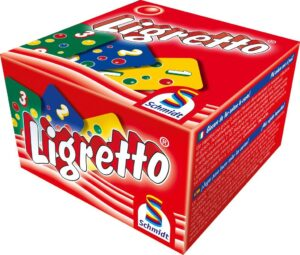 Ligretto Piros társasjáték