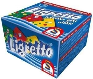 Ligretto kék társasjáték