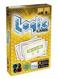 Logic cards - sárga