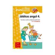 LÜK-Mini-Játékos Angol 4. 8-11 év