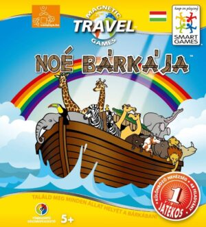 Magnetic Travel Noé bárkája társasjáték
