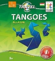 Magnetic Travel -Tangoes Állatok