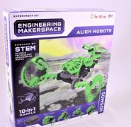 Kreatív Mechanics – Alien Robots