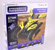 Kreatív Mechanics – Off-Road Rovers