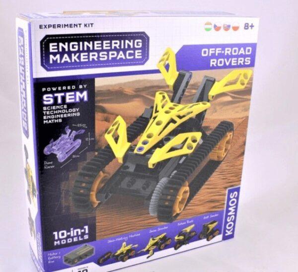 Mechanics - Off-Road Rovers