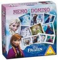Memo domino Frozen