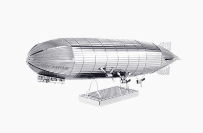 Metal Earth Graf Zeppelin leghajo