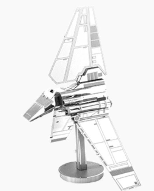 Metal Earth Star Wars Imperial Shuttle űrsikló