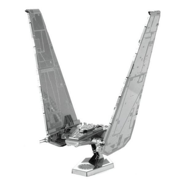 Metal Earth Star Wars Kylo Ren's Command Shuttle űrsikló
