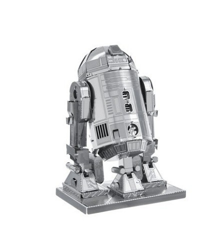 Metal Earth Star Wars R2-D2 droid
